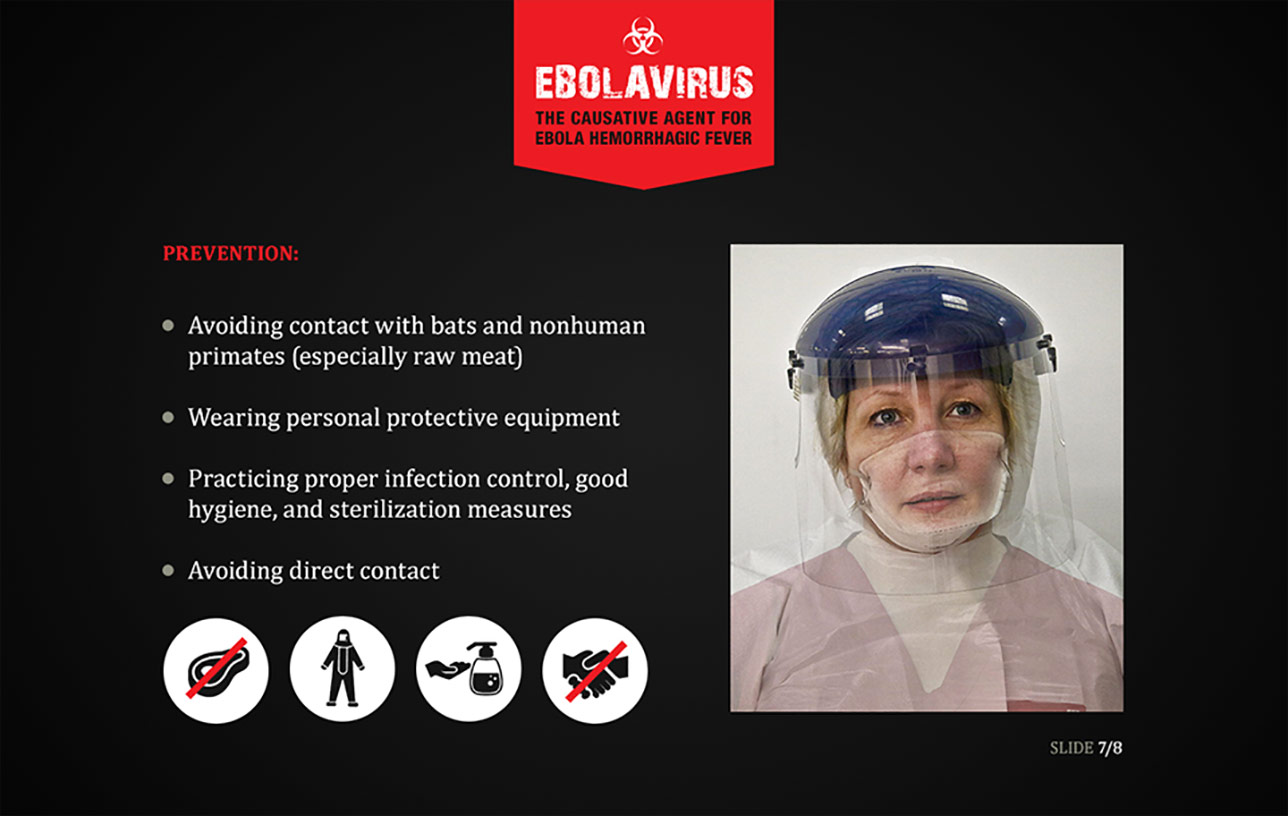 Ebolavirus: An Overview Presentation Image 05