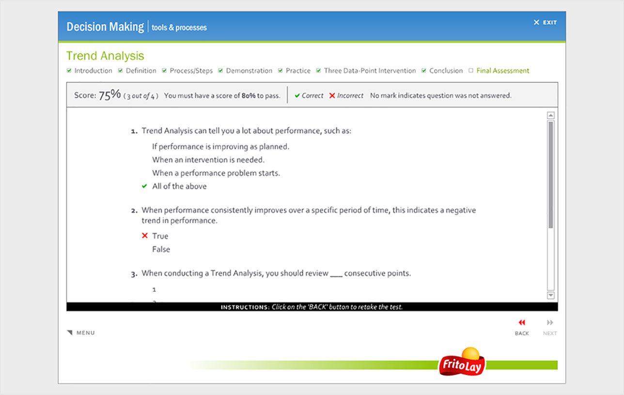Frito-Lay Trend Analysis (e-Learning) Image 05