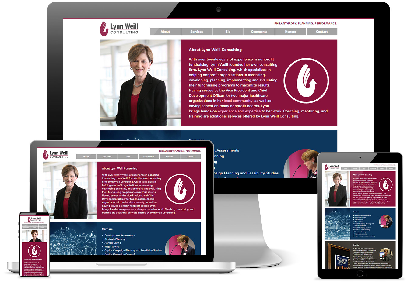 Lynn Weill Consulting (Responsive)