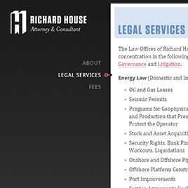 Richard House, Attorney & Consultant Thumbnail